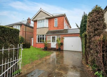 Thumbnail 4 bedroom detached house to rent in Hambledon Road, Boscombe, Bournemouth