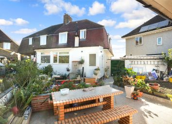 Thumbnail 3 bed semi-detached house for sale in Grangemill Road, Bellingham, London