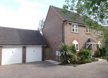 Thumbnail 4 bed detached house for sale in Upper Mount Street, Fleet