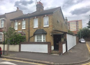 Thumbnail 2 bedroom end terrace house to rent in Field Road, London