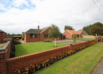 Thumbnail 3 bed detached bungalow for sale in Newland, Goole