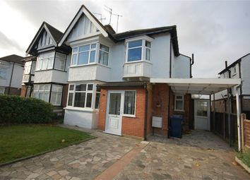 Thumbnail 4 bedroom semi-detached house to rent in Courthouse Gardens, West Finchley, London