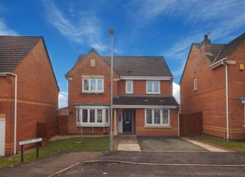 Thumbnail 4 bed detached house for sale in Gainsmore Avenue, Norton Heights, Stoke-On-Trent
