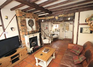 Thumbnail 2 bed terraced house for sale in London Street, Chertsey, Surrey