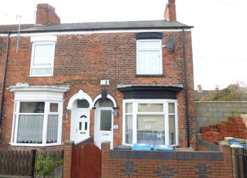 Thumbnail 2 bed end terrace house for sale in Alexandra Avenue, Alexandra Road, Hull
