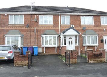 Thumbnail 3 bed town house for sale in Hilberry Avenue, Tuebrook, Liverpool
