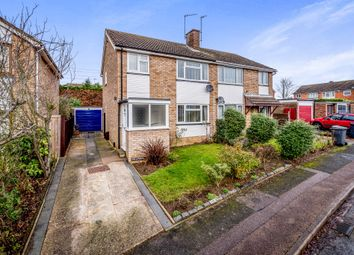 Thumbnail 3 bed semi-detached house for sale in Nightingale Avenue, Bedford