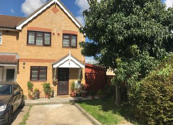 Thumbnail 3 bed end terrace house for sale in Hollygrove Close, Hounslow