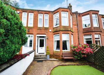 Thumbnail 4 bed terraced house for sale in Eastwoodmains Road, Giffnock, Glasgow