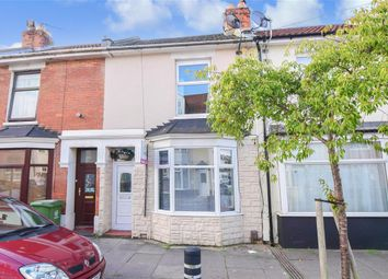 Thumbnail 3 bed terraced house for sale in Knox Road, Portsmouth, Hampshire
