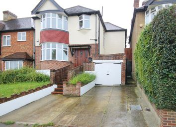 Thumbnail 4 bed detached house to rent in Skeena Hill, Southfields, London