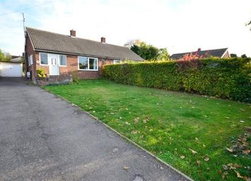 Thumbnail 2 bed semi-detached bungalow for sale in Bartlow Road, Linton, Cambridge