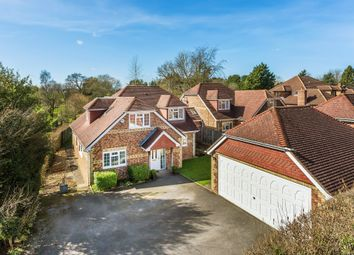 Thumbnail 4 bed detached house for sale in Lymington Bottom Road, Medstead, Hampshire