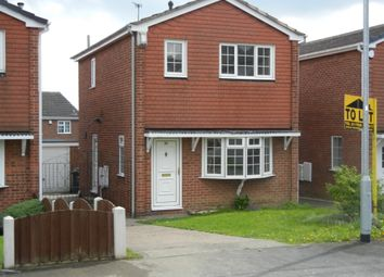 Thumbnail 3 bed detached house to rent in Buckthorn Close, Swinton