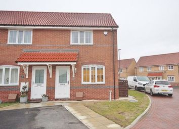 Thumbnail 2 bedroom semi-detached house to rent in Poplar Drive, Barlby, Selby