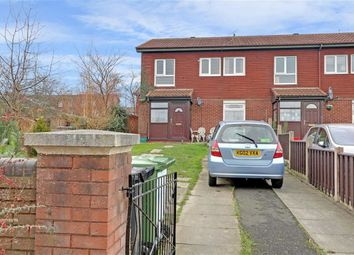 Thumbnail 3 bed mews house for sale in Cheviot Court, Winsford, Cheshire