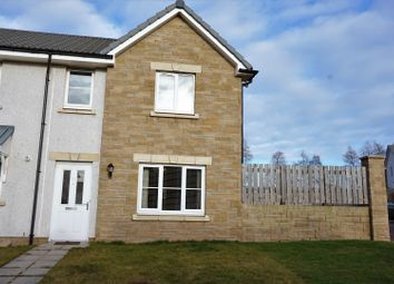 Thumbnail 3 bed end terrace house for sale in Earl Matthew Avenue, Arbroath