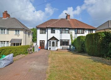 Thumbnail 3 bed semi-detached house for sale in Extended Semi-Detached House, Bassaleg Road, Newport