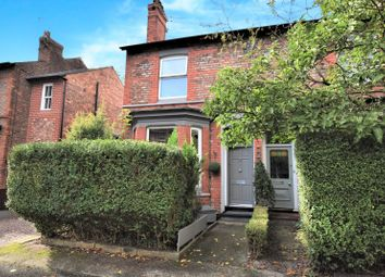 Thumbnail 2 bed terraced house for sale in Oak Road, Hale, Altrincham