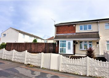 Thumbnail 3 bed semi-detached house for sale in Whitley Street, Wednesbury