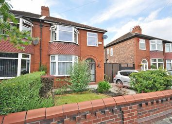 Thumbnail 3 bedroom semi-detached house to rent in Broadstone Road, Heaton Chapel, Stockport
