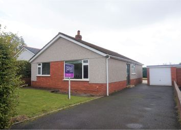 Thumbnail 3 bed bungalow for sale in Dulais Grove, Sketty