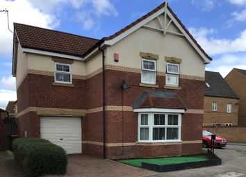 Thumbnail 4 bed detached house for sale in Dettori Mews, Dinnington, Sheffield