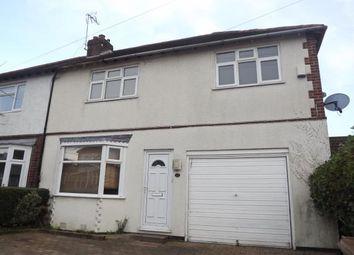 Thumbnail 3 bed semi-detached house for sale in Oaklands Avenue, Littleover, Derby, Derbyshire