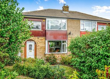 Thumbnail 3 bedroom semi-detached house for sale in Thorpe Green Drive, Golcar, Huddersfield