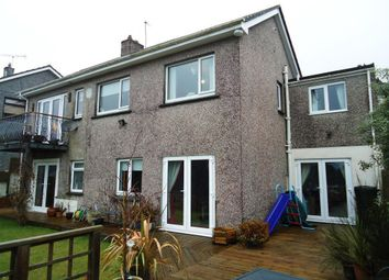 Thumbnail 5 bed detached house to rent in Trenance Road, St. Austell