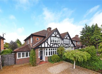 Thumbnail 3 bed semi-detached house for sale in Malden Road, Worcester Park