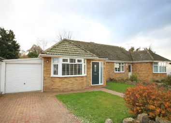 Thumbnail 2 bed semi-detached bungalow for sale in Woburn Avenue, Kirby Cross, Frinton-On-Sea