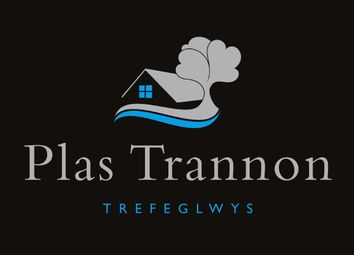 Thumbnail 3 bed detached house for sale in Plas Trannon, Trefeglwys, Caersws, Powys