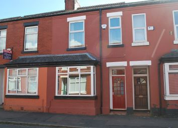 Thumbnail 5 bed terraced house to rent in Braemar Road, Manchester
