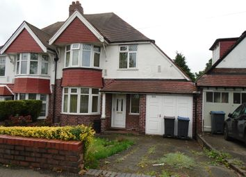 Thumbnail 3 bed semi-detached house to rent in Perry Barr Locks, Walsall Road, Great Barr, Birmingham