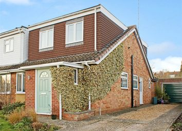 Thumbnail 4 bedroom semi-detached house for sale in 3 Stockwell Avenue, Wootton, Northampton
