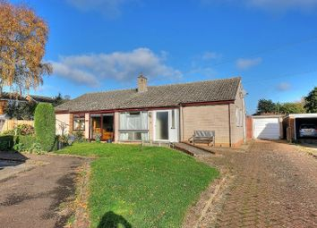 Thumbnail 2 bedroom semi-detached bungalow for sale in Sewells Close, Newton Flotman, Norwich