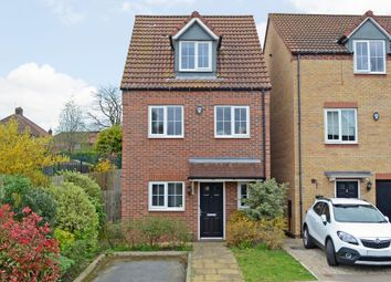 Thumbnail 3 bed detached house for sale in Church Gate, York