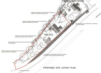 Thumbnail Land for sale in Walden Road, Ashdon, Saffron Walden, Essex