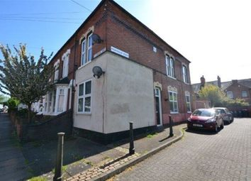 Thumbnail 1 bed flat to rent in St Leonards Road, Clarendon Park, Leicester
