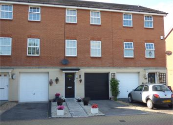 Thumbnail 3 bed town house for sale in Moonstone Square, Sittingbourne, Kent