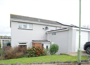 Thumbnail 3 bed semi-detached house for sale in Westleat Avenue, Paignton