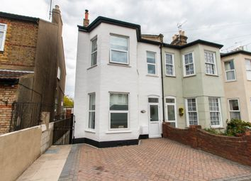 Thumbnail 3 bedroom end terrace house for sale in West Road, Shoeburyness