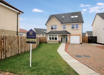 Thumbnail 5 bedroom detached house for sale in Franklin Drive, Motherwell
