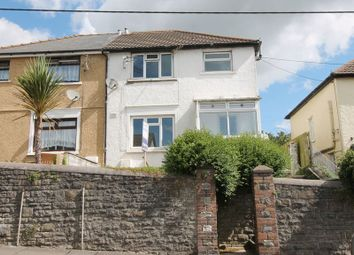 Thumbnail 3 bed semi-detached house to rent in Hillside Avenue, Llanharan