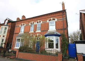Thumbnail 4 bed semi-detached house for sale in Gillott Road, Edgbaston, West Midlands