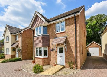 Thumbnail 4 bed detached house for sale in Four Marks, Alton, Hampshire