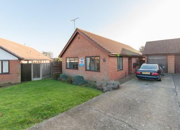 Thumbnail 3 bed detached bungalow for sale in Toll Gate, Deal
