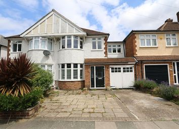 Thumbnail 4 bed semi-detached house to rent in Ellerman Avenue, Twickenham, London