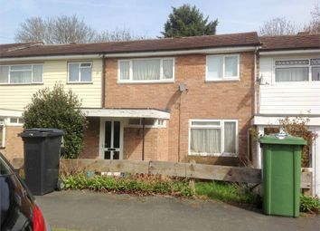 Thumbnail 3 bed terraced house for sale in Shawford Road, West Ewell, Epsom